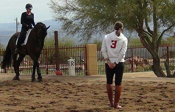 paard rijtechnische problemen